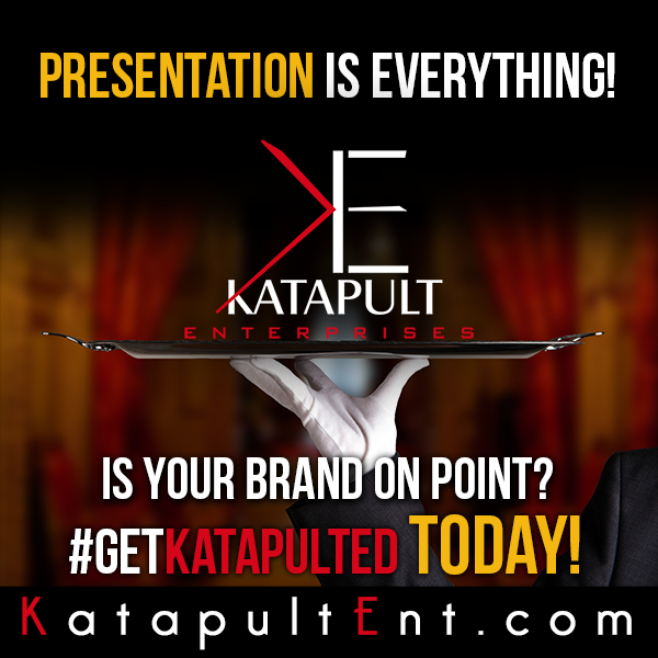 Branding on Point – #GetKatapulted