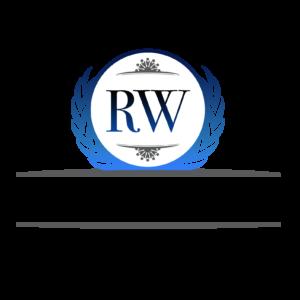 RWhite Logo (black Letters)