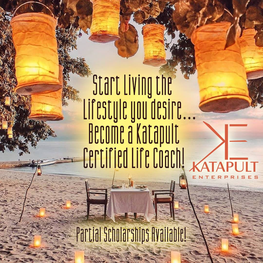 Feel Like Something's Missing?  Is Katapult Life Coaching Certification Right For You?